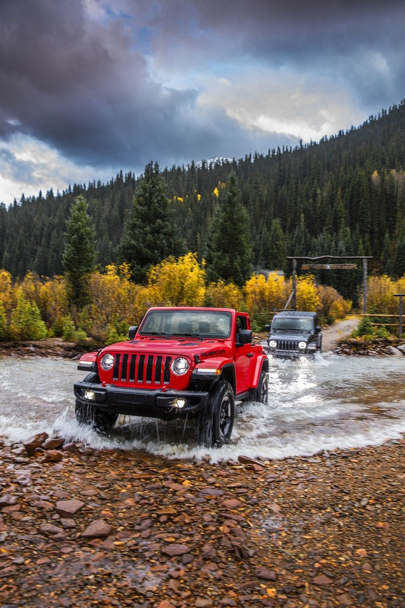 Wallpaper of the Day: 2018 Jeep Wrangler JL Exterior Wallpaper quality - image 748477