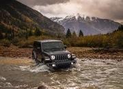 The Jeep Wrangler JL to go Hybrid in 2020 - image 748330
