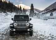 The Jeep Wrangler JL to go Hybrid in 2020 - image 748334