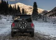 The Jeep Wrangler JL to go Hybrid in 2020 - image 748335