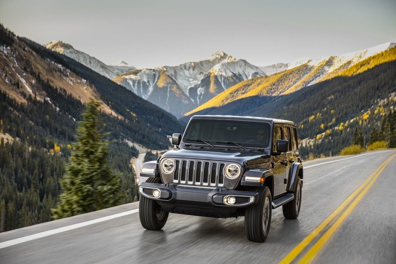 2018 Jeep Wrangler Exterior Wallpaper quality - image 748541