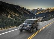 2018 Jeep Wrangler 2.0-liter Turbo Specifications | Top Speed