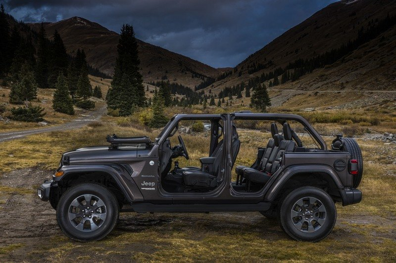 You Can Now Order the 2020 Jeep Wrangler JL With a Diesel, But The Cost Is Almost Unbearable