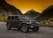 The Jeep Wrangler JL to go Hybrid in 2020 - image 748320