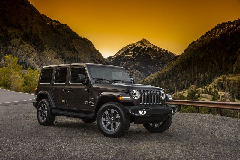 The 2018 Jeep Wrangler Unlimited Sahara Spied with $45,000 Base Price!