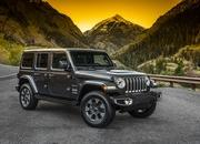 The Jeep Wrangler JL to go Hybrid in 2020 - image 748321