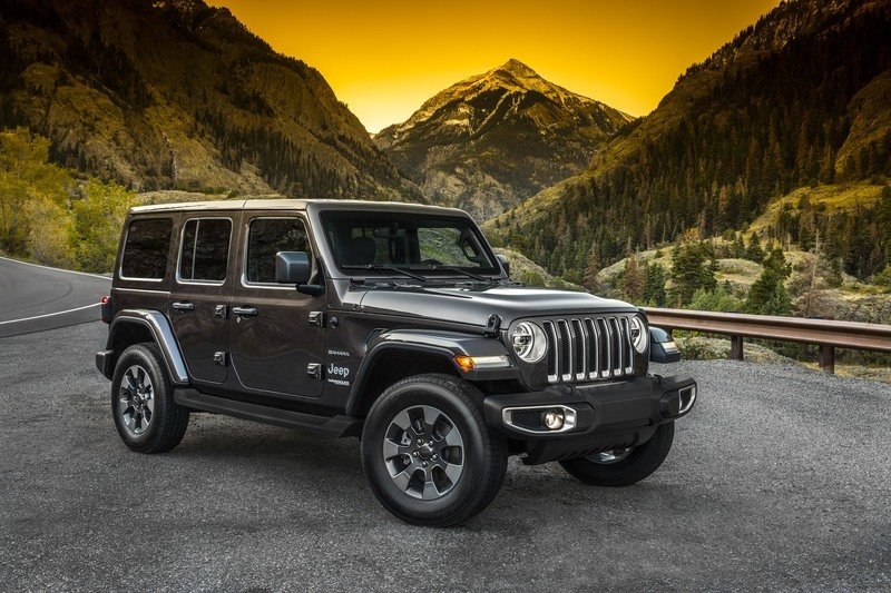 2018 Jeep Wrangler Exterior Wallpaper quality - image 748321