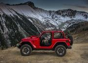 2018 Jeep Wrangler Sheds Some Weight; Gains Capability - image 748399