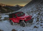 2018 Jeep Wrangler Sheds Some Weight; Gains Capability - image 748400