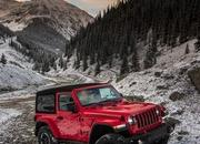 Wallpaper of the Day: 2018 Jeep Wrangler JL - image 748401