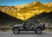 The Jeep Wrangler JL to go Hybrid in 2020 - image 748322