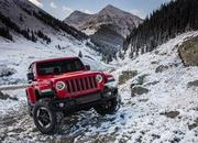 2018 Jeep Wrangler Sheds Some Weight; Gains Capability - image 748404