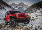 Wallpaper of the Day: 2018 Jeep Wrangler JL - image 748405