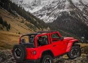 2018 Jeep Wrangler Sheds Some Weight; Gains Capability - image 748410