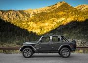 The Jeep Wrangler JL to go Hybrid in 2020 - image 748323