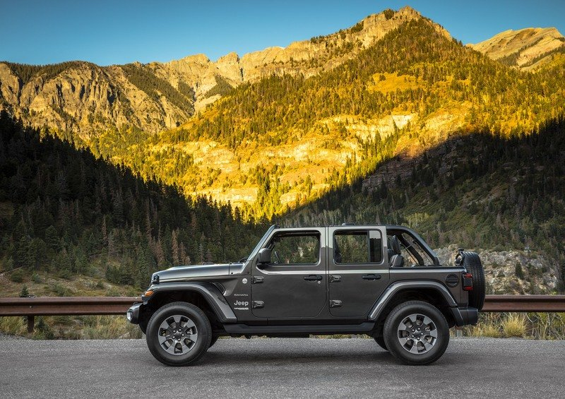 Jeep's Design Boss Just Made a Bold Statement About a Wrangler EV - Do You Agree?