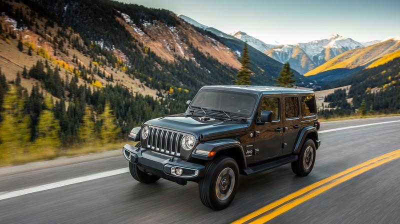 2018 Jeep Wrangler Can Tow as Much as 3,500 Pounds