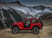 Wallpaper of the Day: 2018 Jeep Wrangler JL - image 741967