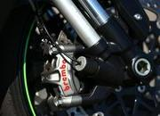 Kawasaki adds electronic suspension to its new member of the ZX-10R class - image 743898
