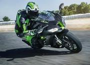 Kawasaki adds electronic suspension to its new member of the ZX-10R class - image 743900
