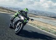 Kawasaki adds electronic suspension to its new member of the ZX-10R class - image 743889