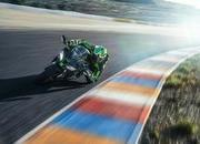 Kawasaki adds electronic suspension to its new member of the ZX-10R class - image 743891