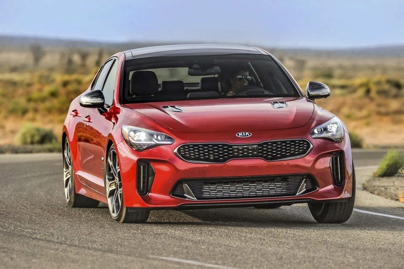 Better Get Used to Seeing Kia's Tiger Nose Grille - Like BMW's Kidney Grille, It Isn't Going Away Any Time Soon
