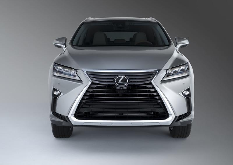 2018 Lexus RX L Offers Three Rows of Seating for 6 or 7 and Tri-Zone Climate Control Exterior - image 748241