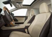 2018 Lexus RX L Offers Three Rows of Seating for 6 or 7 and Tri-Zone Climate Control - image 748235