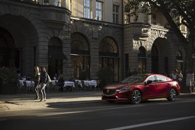 A Quick Look at how the Mazda6 Has Changed for 2018 - image 748259