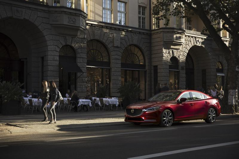 A Quick Look at how the Mazda6 Has Changed for 2018 Exterior - image 748259