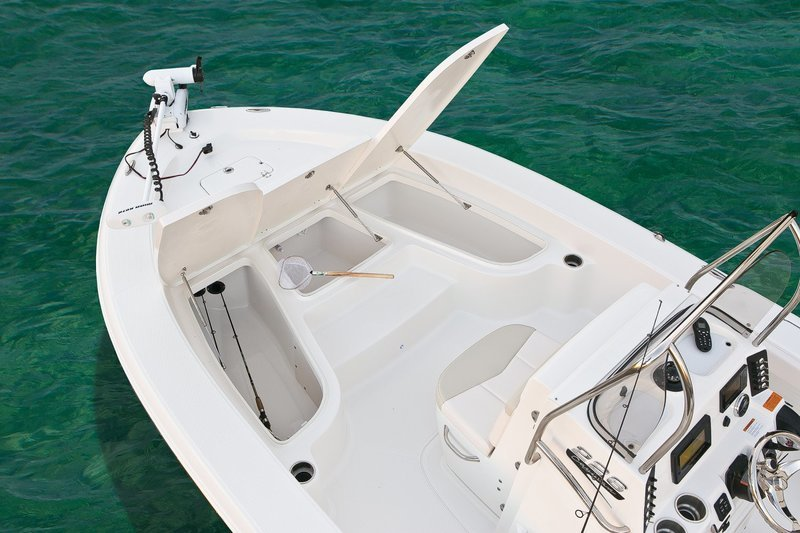 2018 Robalo 226 Cayman Top Speed