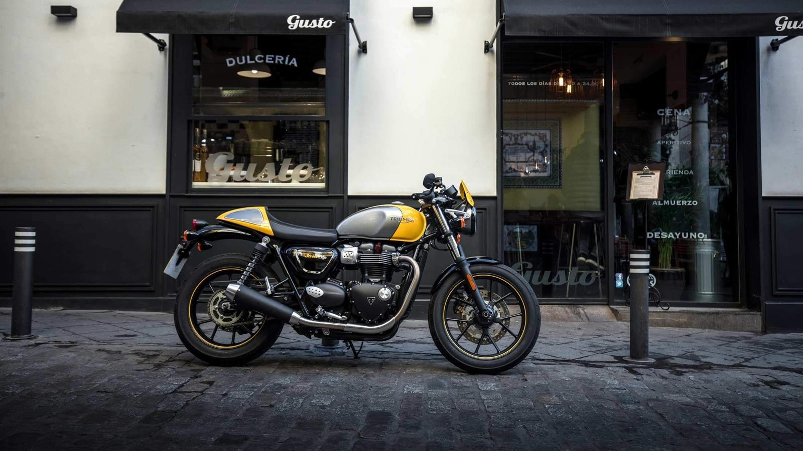 Triumph Cafe Racer >> 2017 - 2018 Triumph Street Cup | Top Speed