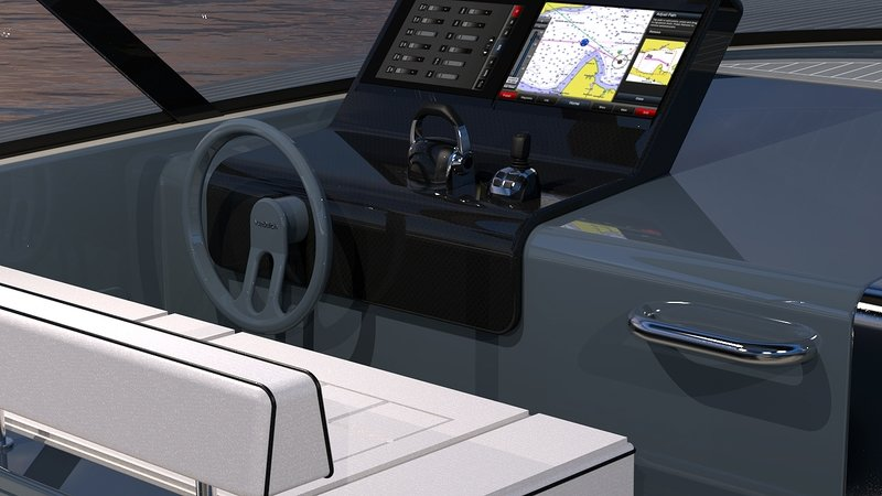 2018 VanDutch 75T Interior Computer Renderings and Photoshop - image 743216