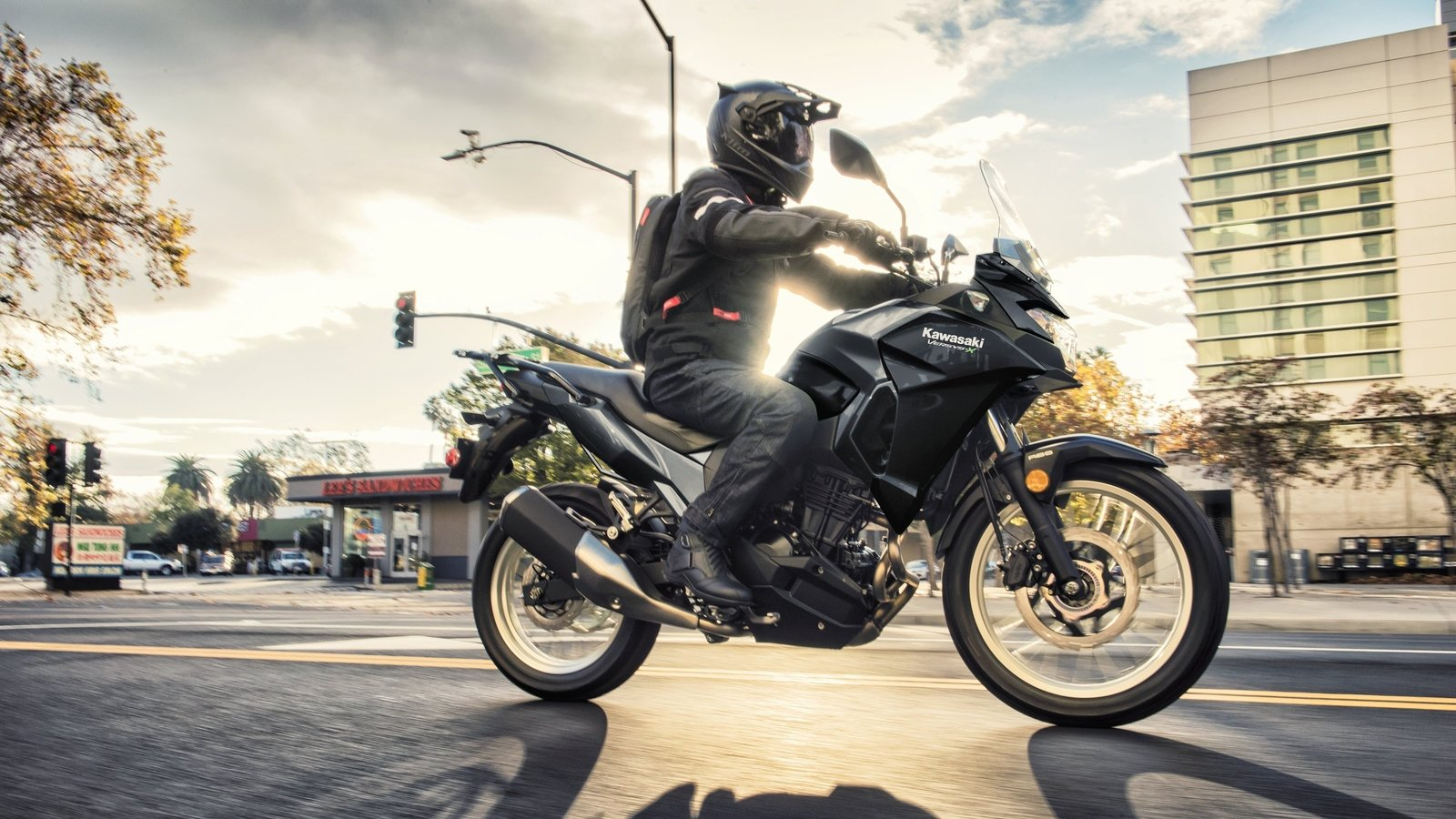 kawasaki versys reviews specs prices photos and videos. Black Bedroom Furniture Sets. Home Design Ideas