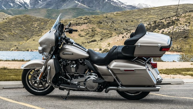 2017 - 2018 Harley-Davidson Electra Glide Ultra Classic