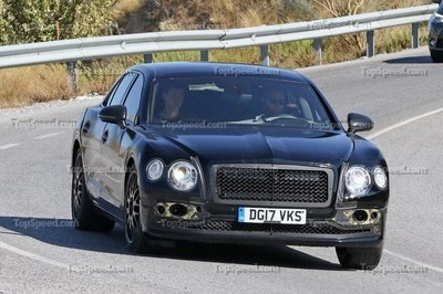 2019 Bentley Flying Spur - image 742201