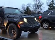 2019 Jeep Scrambler Spotted On The Road - image 747621