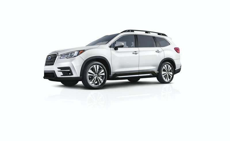 Subaru Ascent Unveiled in L.A., Nowhere Near As Bold As Viziv-7 Concept