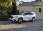 Subaru Ascents Recalled Over Welding Defects - image 747795