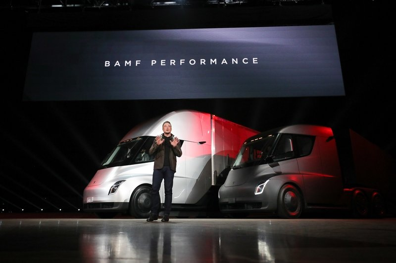 Tesla Working With Semi Customers To Refine Mega Charger Plans