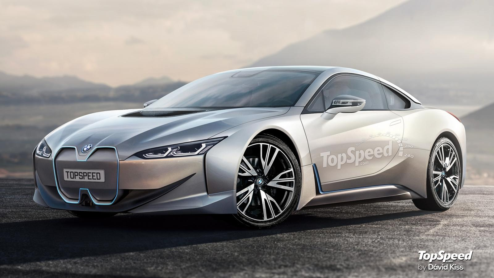 Bmw Electric Car I Top Speed