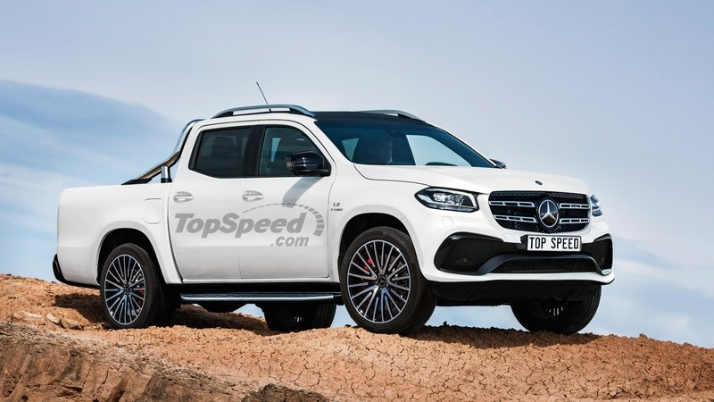 An AMG Version of the Mercedes X-Class Is Not Happening