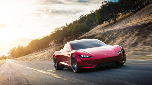 Is Tesla Working on a Flying Version of the Roadster?
