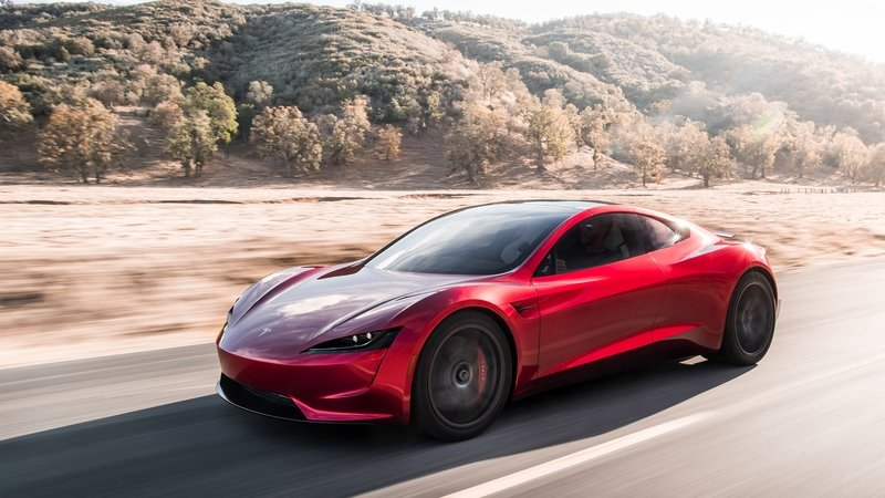 Elon Musk's Latest Claim About the Tesla Roadster is As Absurd as it is Potentially Awesome