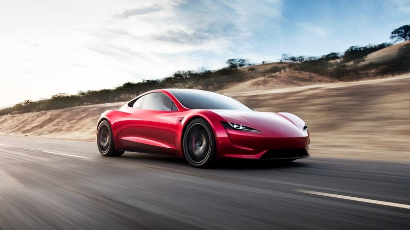 The Tesla Roadster Will Try to Straighten The Nürburgring in 2021