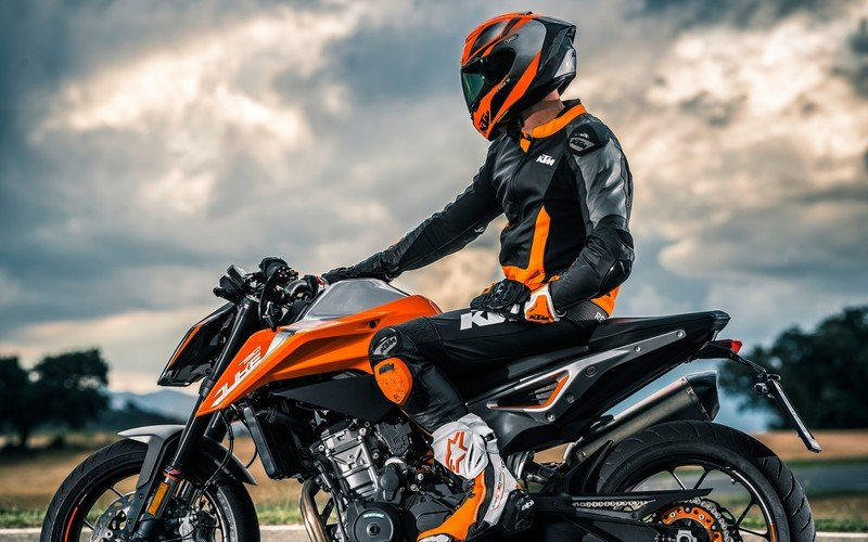 Gallery: 2018 KTM Duke 790 - in the details