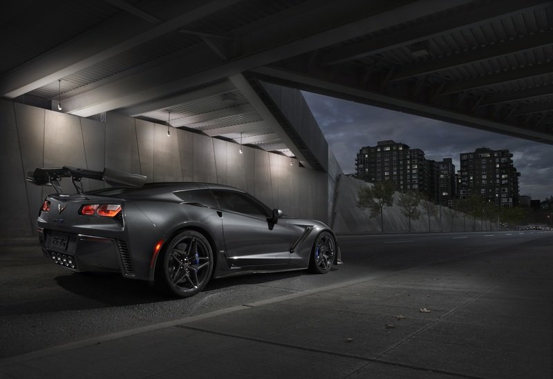 Wallpaper of the Day: 2019 Chevy Corvette ZR1