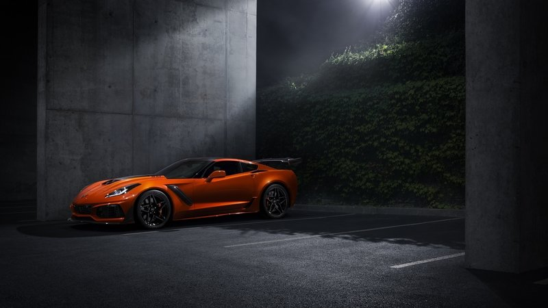 A Car God's Blessing - The 2019 Chevy Corvette ZR1 is Finally Here