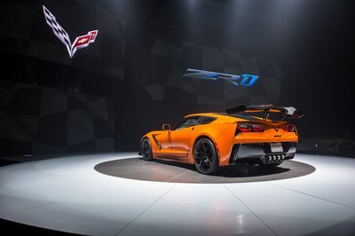 2019 Chevrolet Corvette ZR1 - image 744527